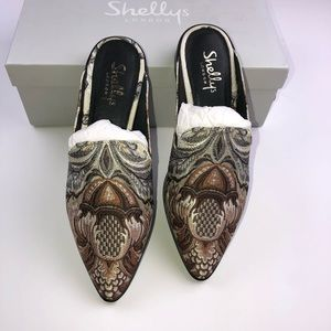 Shellys London Cantara Mule size 37